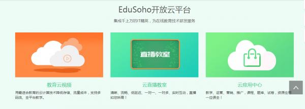 EduSoho,中国首款结合云计算的开源在线教育软件,源码下载